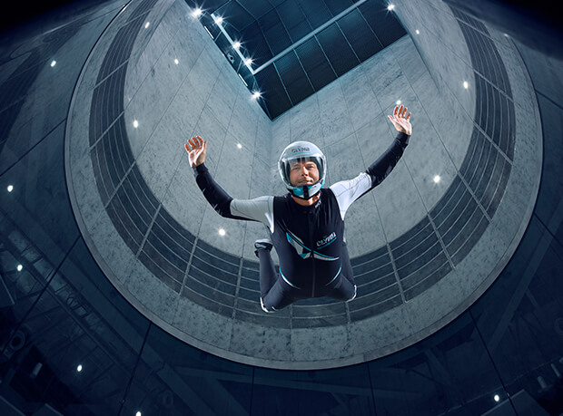 indoor skydiving abu dhabi